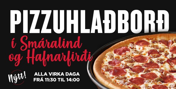 Pizza Hut Ísland